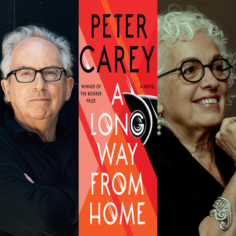 17. Celebrate the Literary: Breakfast with Peter Carey