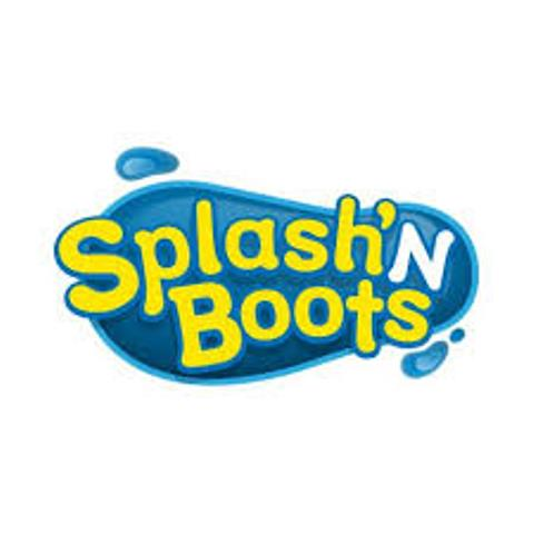 Splash'N Boots Logo