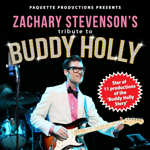 Zachary Stevenson's Tribute to Buddy Holly