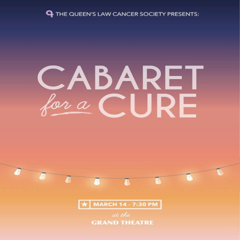 Cabaret for a Cure 2019