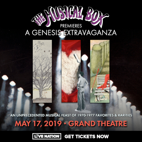 The Musical Box - A Genesis Extravaganza