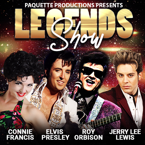 Elvis, Connie Francis, Roy Orbison, Jerry Lee Lewis