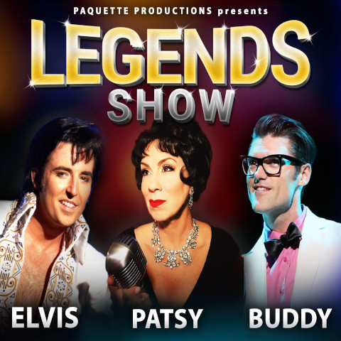 Legends Show - Tributes to Buddy Holly, Patsy Cline, Motown and Elvis