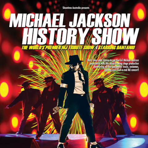 The Michael Jackson HIStory Show
