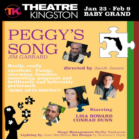 poster for Peggy's Song