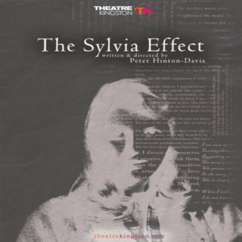 Negative image of a woman with The Sylvia Effect listed