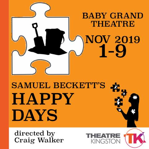 Poster of Happy Days by Theatre Kingston