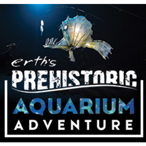 Prehistoric Aquarium Adventure logo
