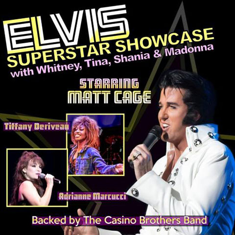 Elvis Superstar Showcase