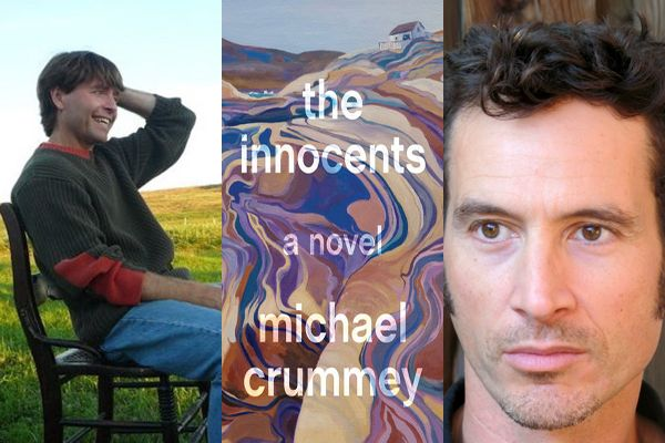 2.  An Evening with Michael Crummey