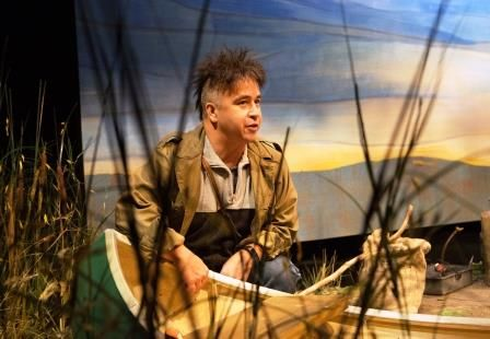 "A Tarragon Theatre production: ""Cottagers & Indians"""