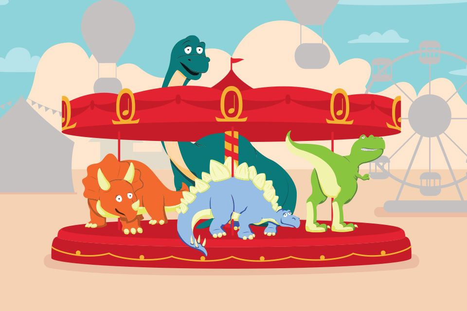 carnival of the dinosaurs