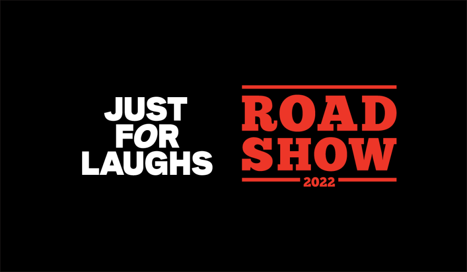 Just for Laugh's logo
