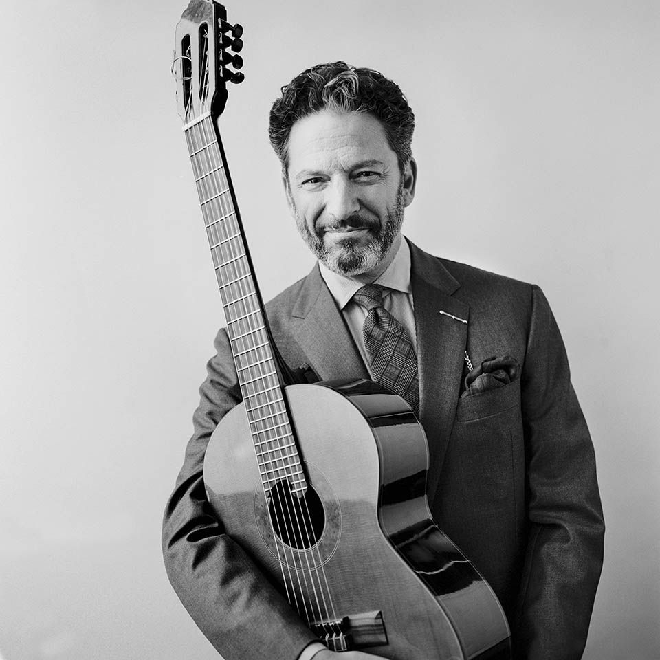 John  Pizzarelli A tribute to  Nat King Cole at 100