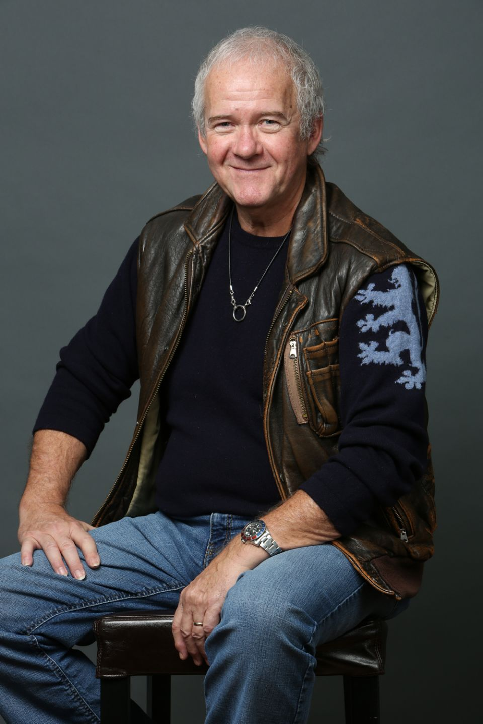 Smiling Murray McLauchlan