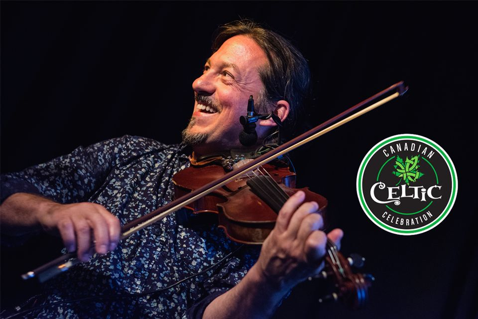 Pierre Schryer, one of Canada's leading traditional fiddlers