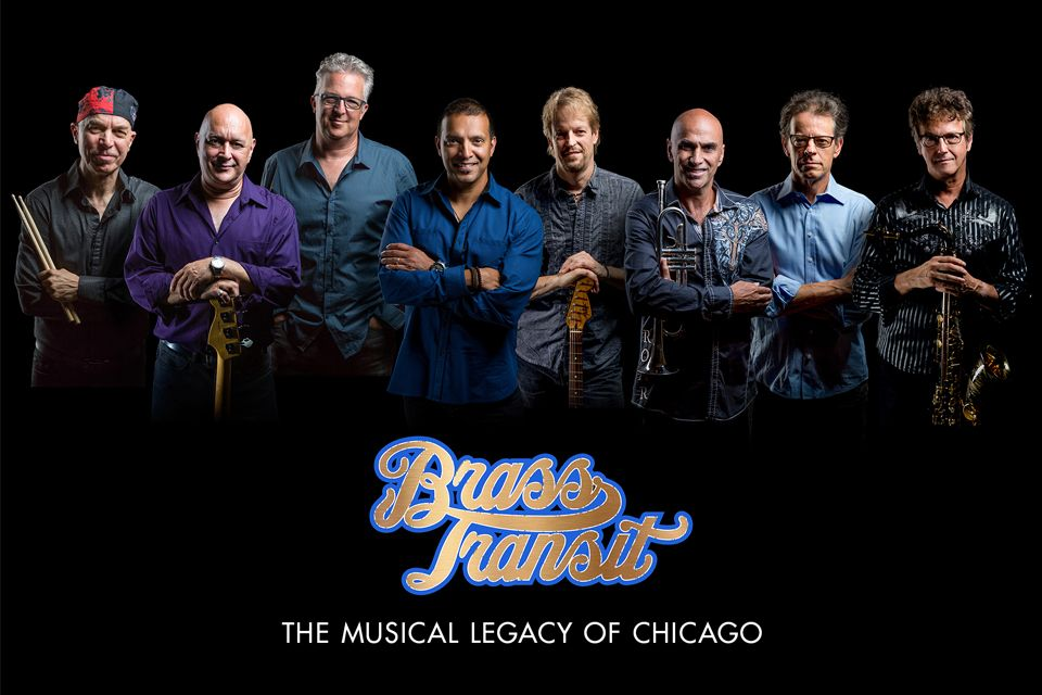 the ultimate Chicago tribute with Brass Transit