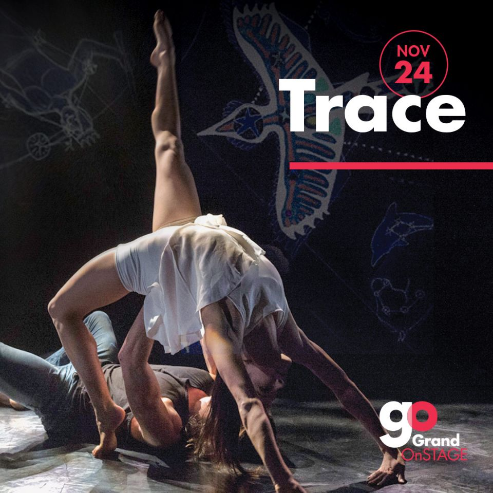 "Red Sky Performance presents ""Trace"""