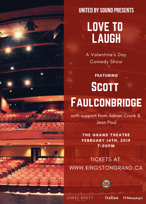 Love to Laugh: A Valentine's Day Comedy Show