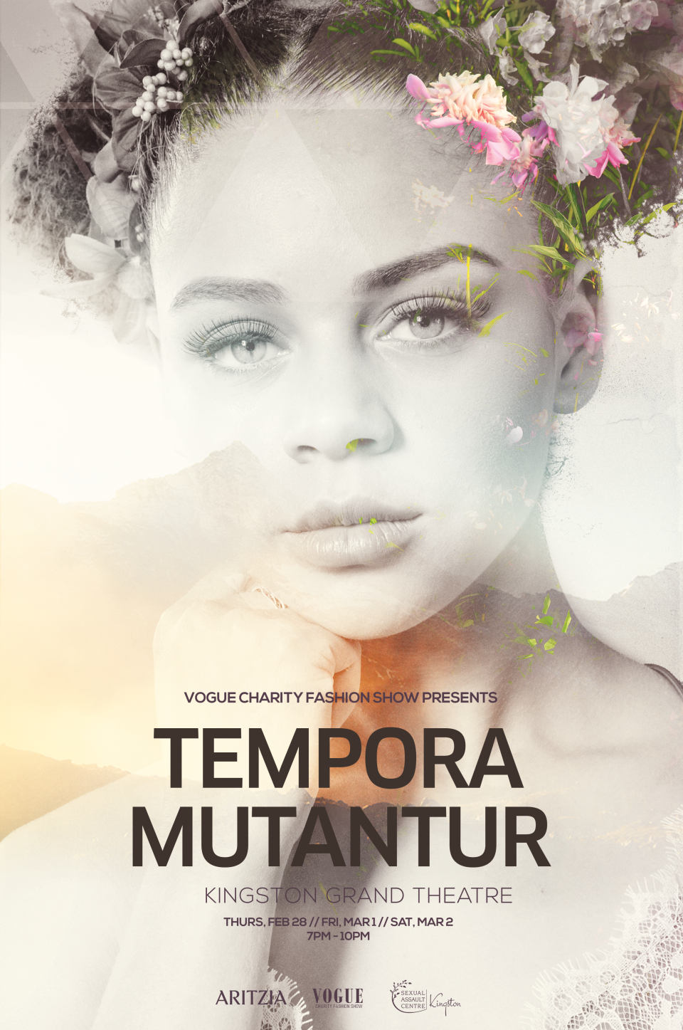 The Vogue Charity Fashion Show 2019 - Tempora Mutantur
