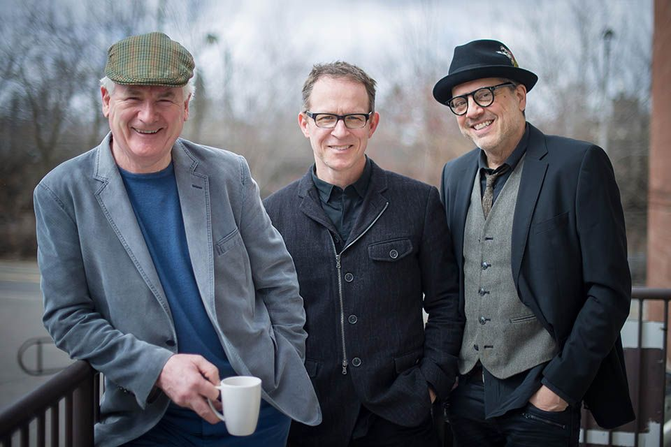 John McDermott Trio... Celebrating 25 years!