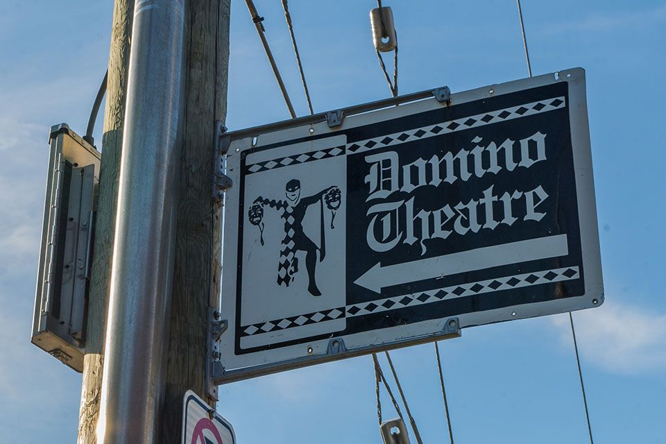 Domino Theatre, 52 Church St
