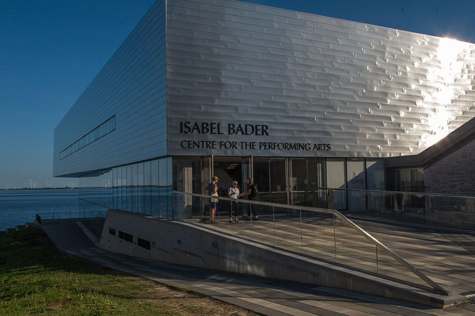 Isabel Bader Centre for the Performing Arts, 390 King Street West
